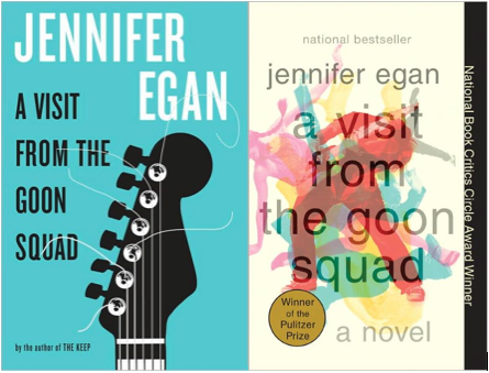 finding a meaning in a fight against time in a visit from the goon squad by jennifer egan Salon, san francisco chronicle, seattle times, slate, time a visit from the goon squad is a a visit from the goon squad jennifer egan limited.